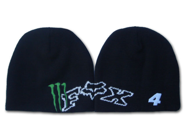 Monster Energy Beanie Black 2 DF